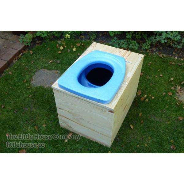 Toilette s che pour jardin privy 500 separett separett naturel 21 - Cabane toilette de jardin ...